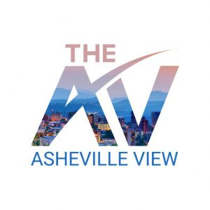 The Asheville View Logo