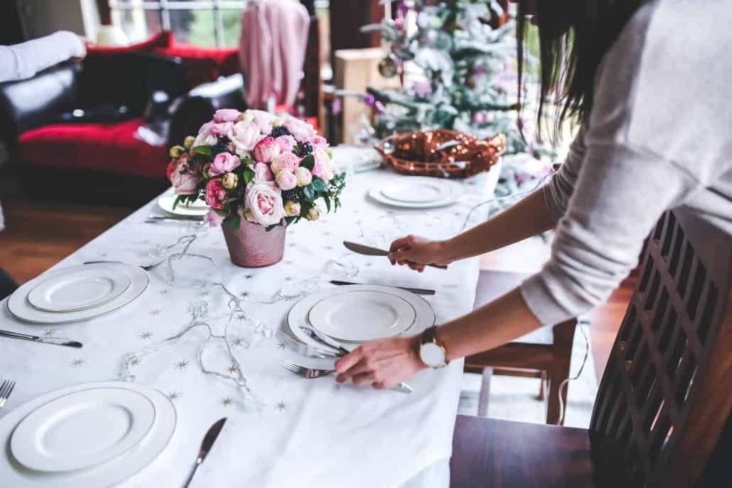 TAble Setting as Metaphor for Ettiquette